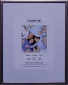 Switch-It Small Wissellijst Titaan